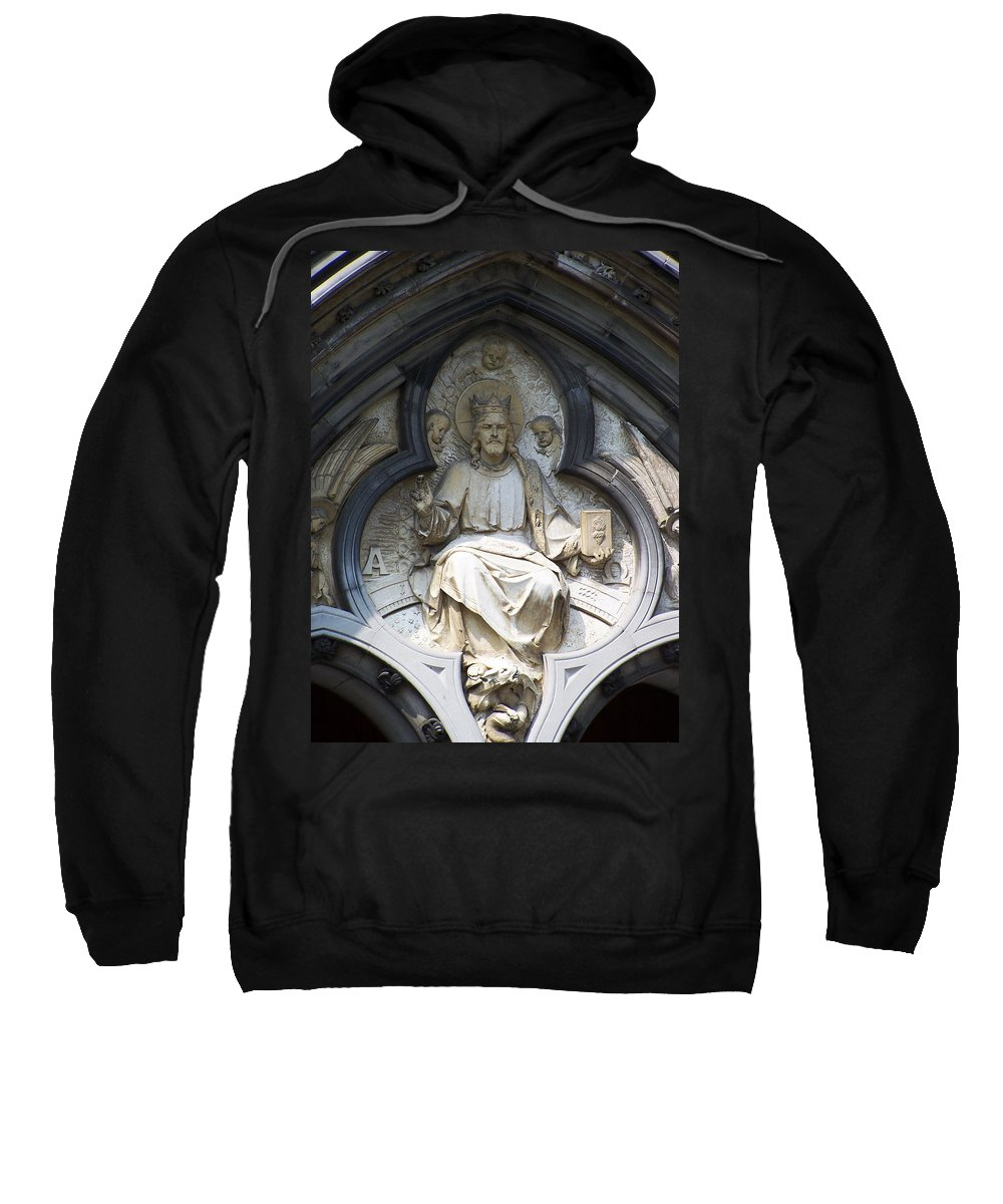Ireland Sweatshirt featuring the photograph Alpha And Omega by Teresa Mucha