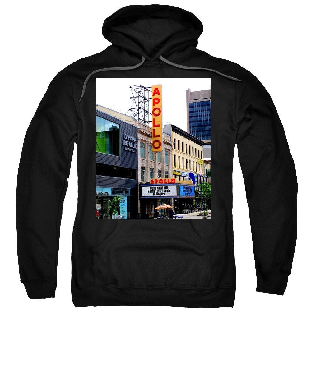 Apollo Theater Hooded Sweatshirts T-Shirts
