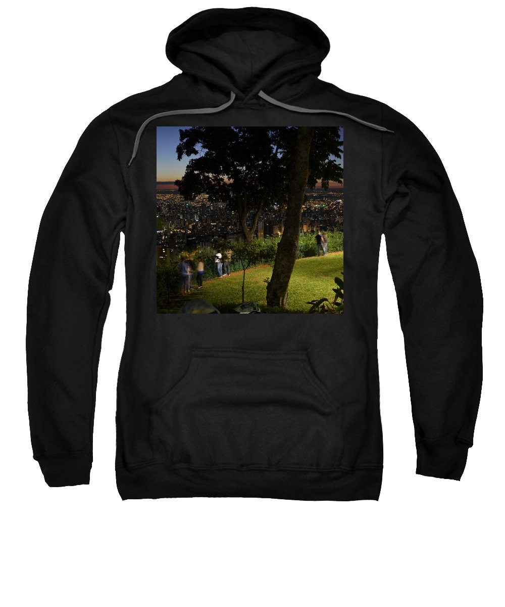 Skylines Hooded Sweatshirts T-Shirts