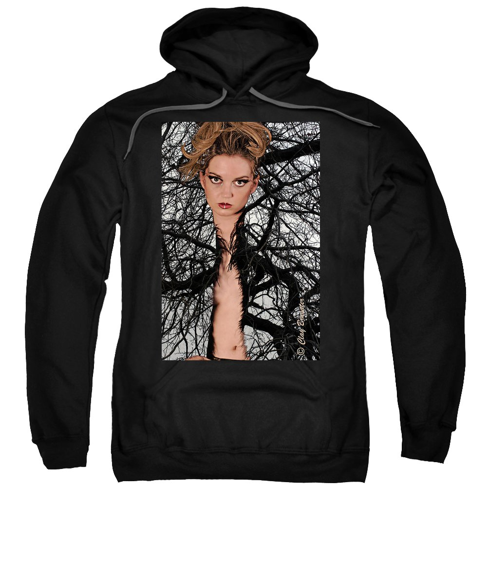 Composite Sweatshirt featuring the photograph Beauty Of Nature by Clayton Bruster