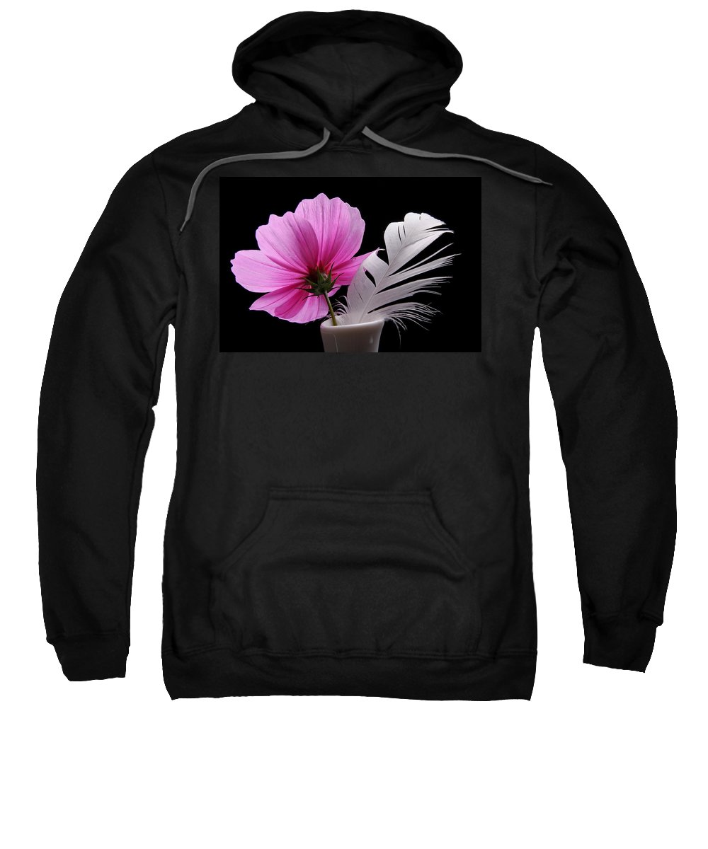 Bloom Sweatshirt featuring the photograph Bloom With Spring by Manfred Lutzius