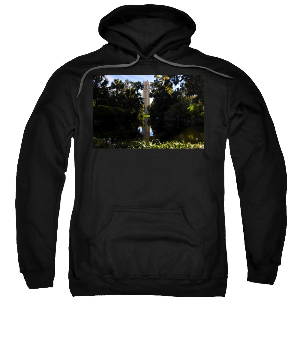 Bok Tower Gardens Florida Sweatshirt featuring the photograph Bok Tower Gardens by David Lee Thompson