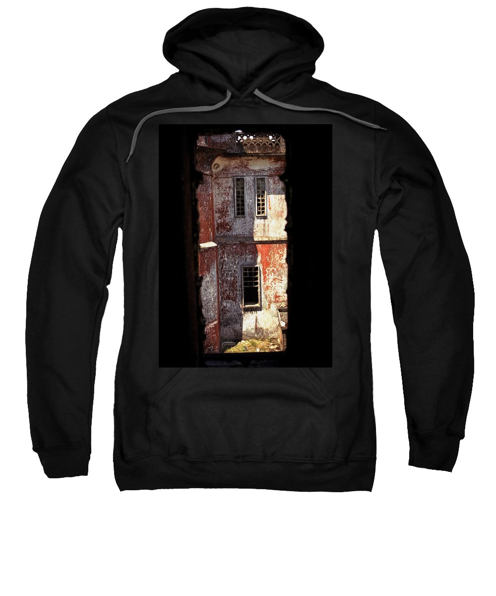 Bokor Sweatshirt featuring the photograph Bokor by Patrick Klauss