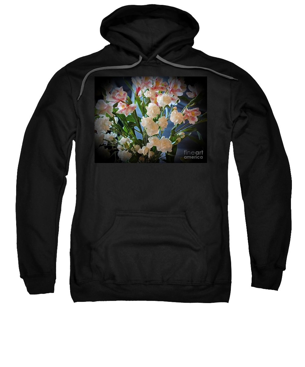 Flower Sweatshirt featuring the photograph Bouquet Of Flowers by Kathleen Struckle