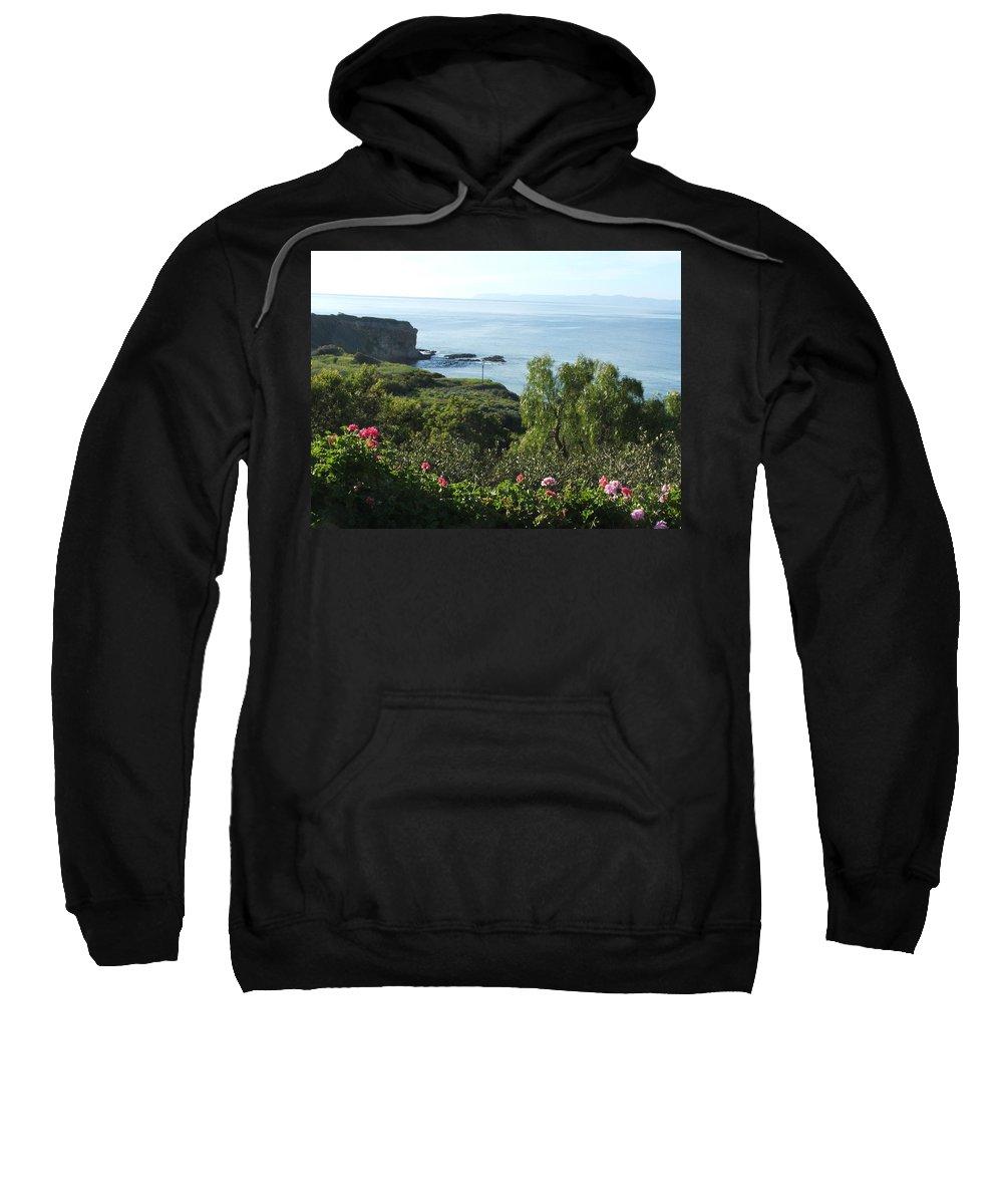 Landscape Sweatshirt featuring the photograph Breath Of Fresh Air by Shari Chavira