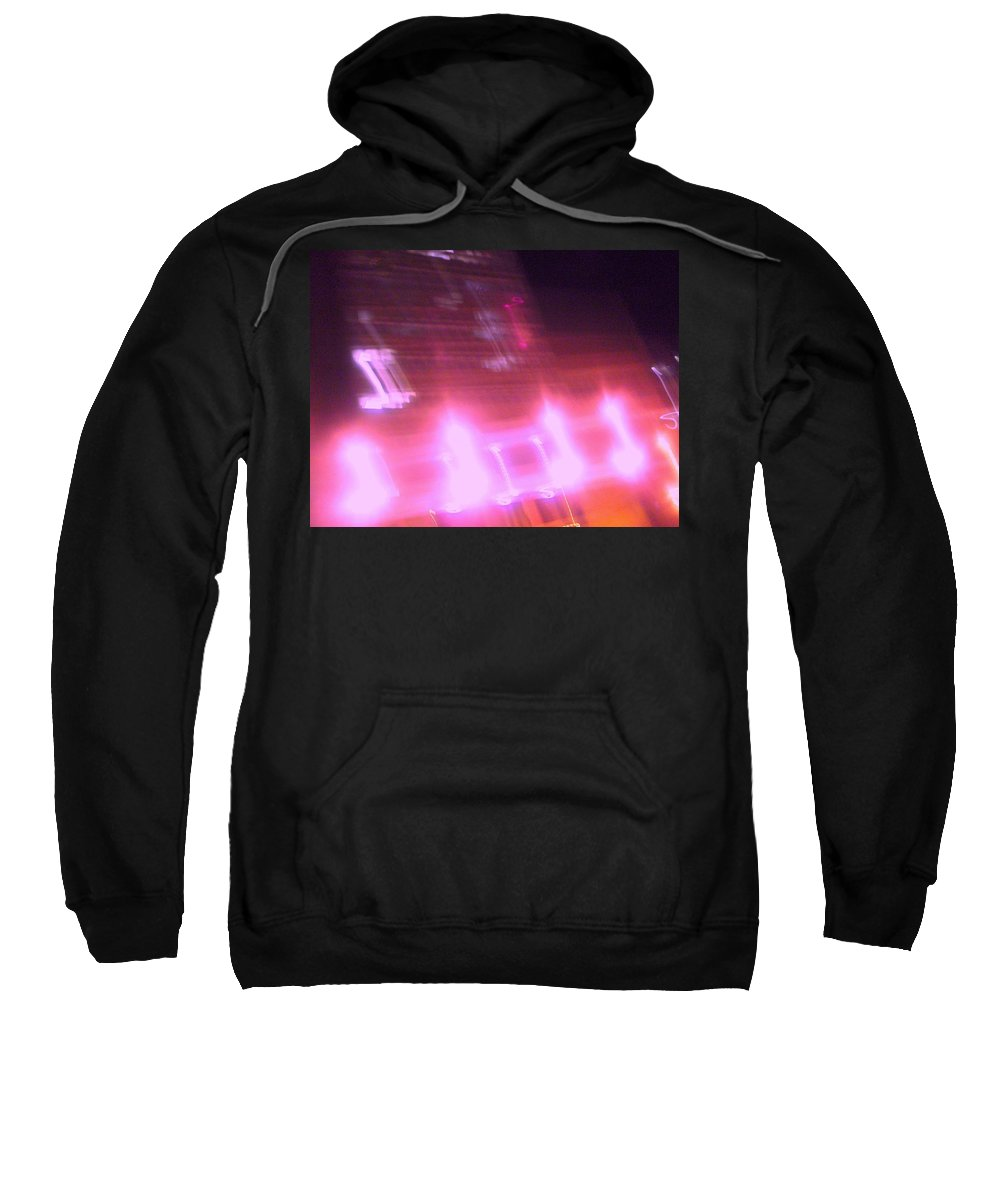 Photograph Sweatshirt featuring the photograph Building by Thomas Valentine