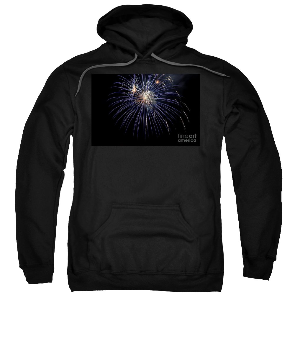 Clay Sweatshirt featuring the photograph Burst by Clayton Bruster