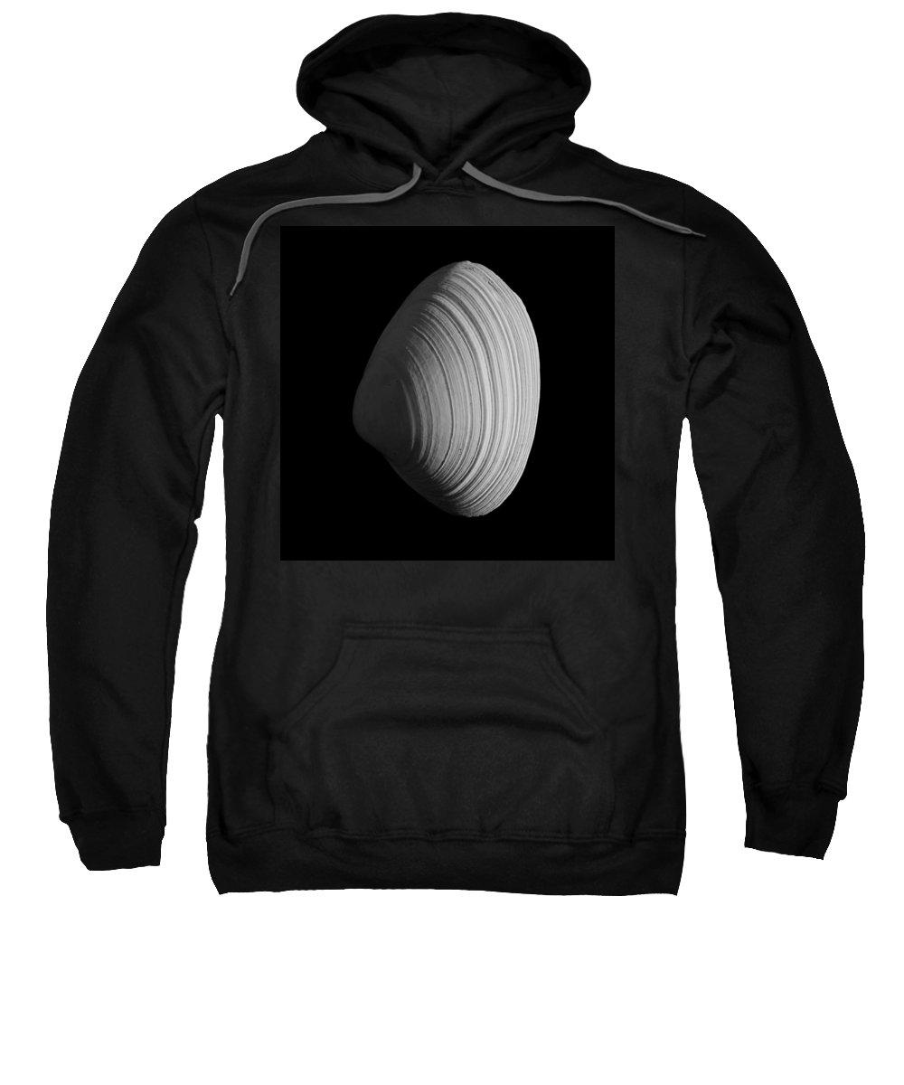 Clam Sweatshirt featuring the photograph Bw13 by Charles Harden