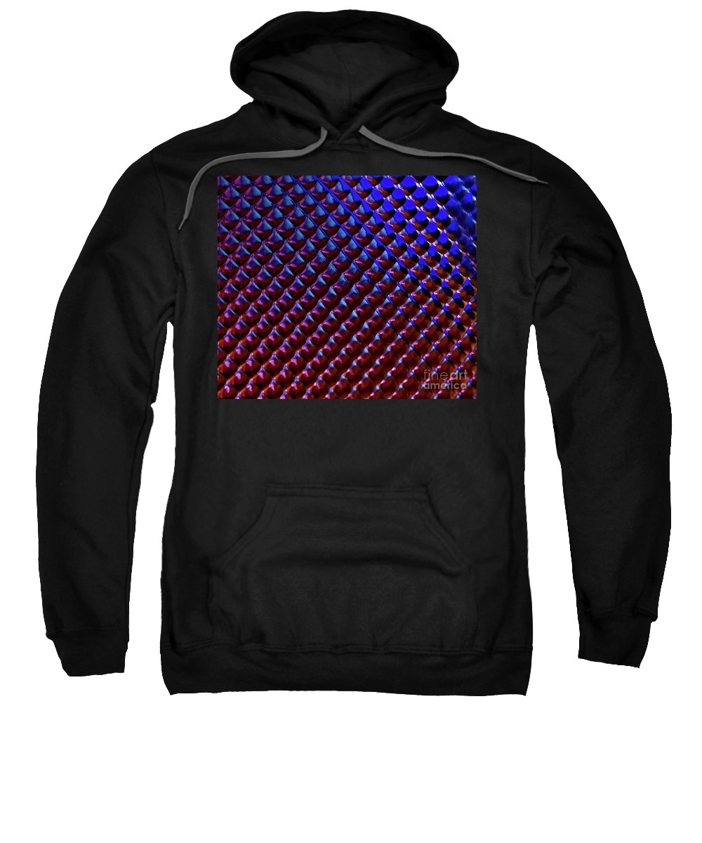 Abstract Sweatshirt featuring the photograph Bzzzzz by Xn Tyler