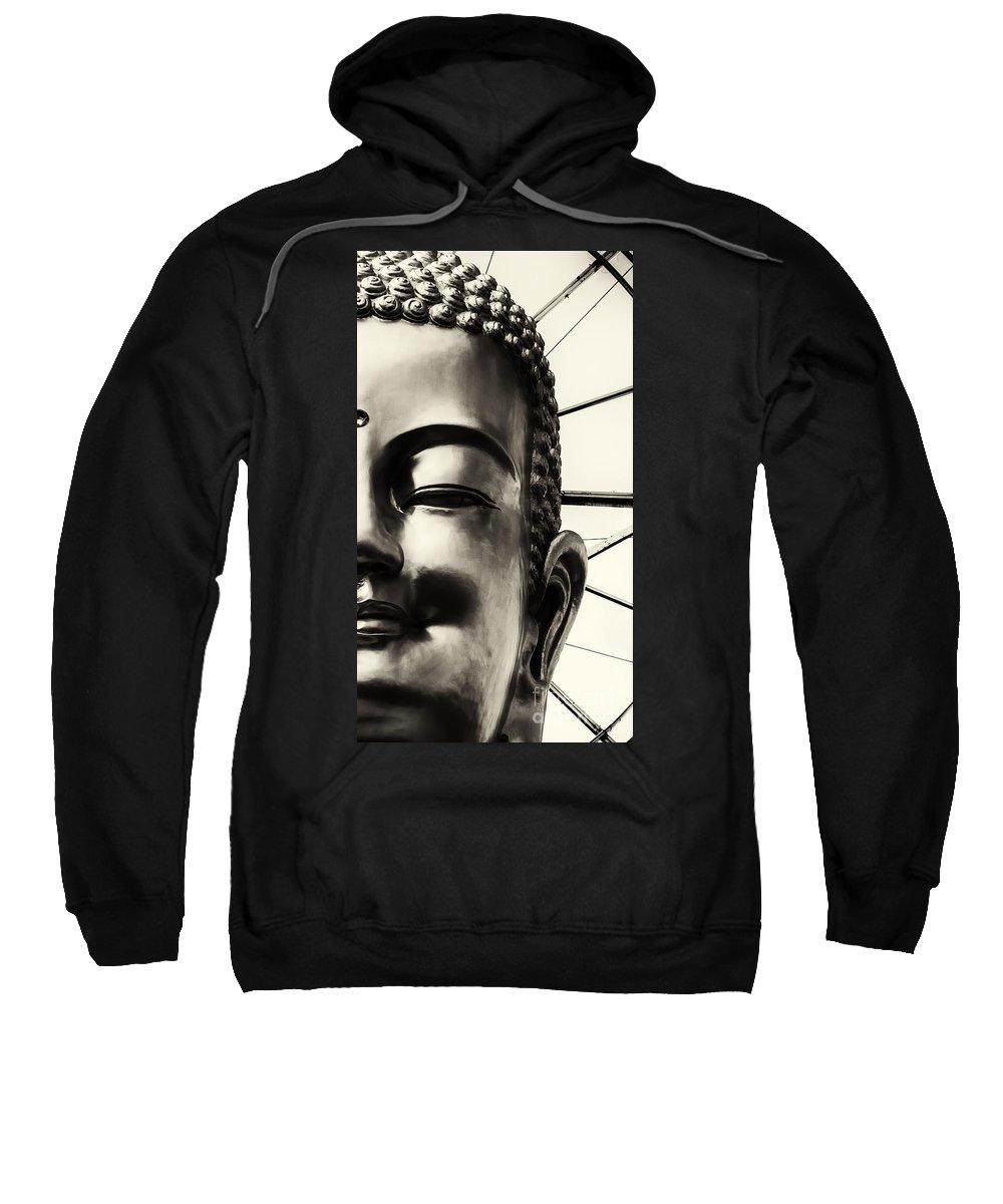 Ancient Sweatshirt featuring the photograph Calm by Christos Koudellaris