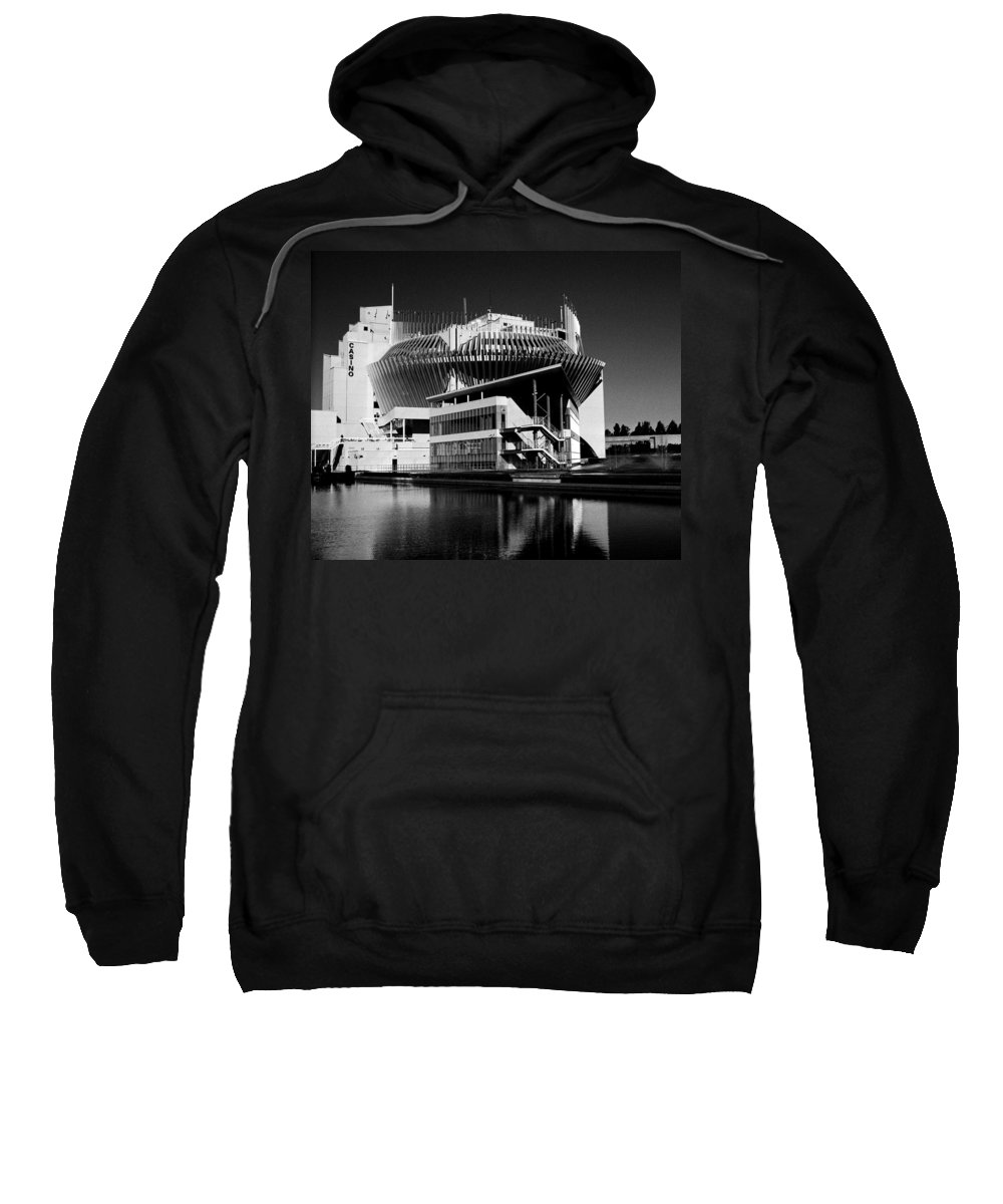 North America Sweatshirt featuring the photograph Casino Montreal by Juergen Weiss