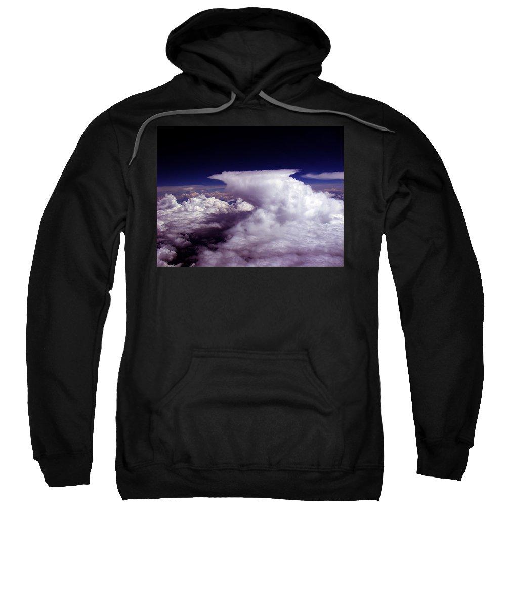 Aviation Art Sweatshirt featuring the photograph Cb2.16 by Strato ThreeSIXTYFive
