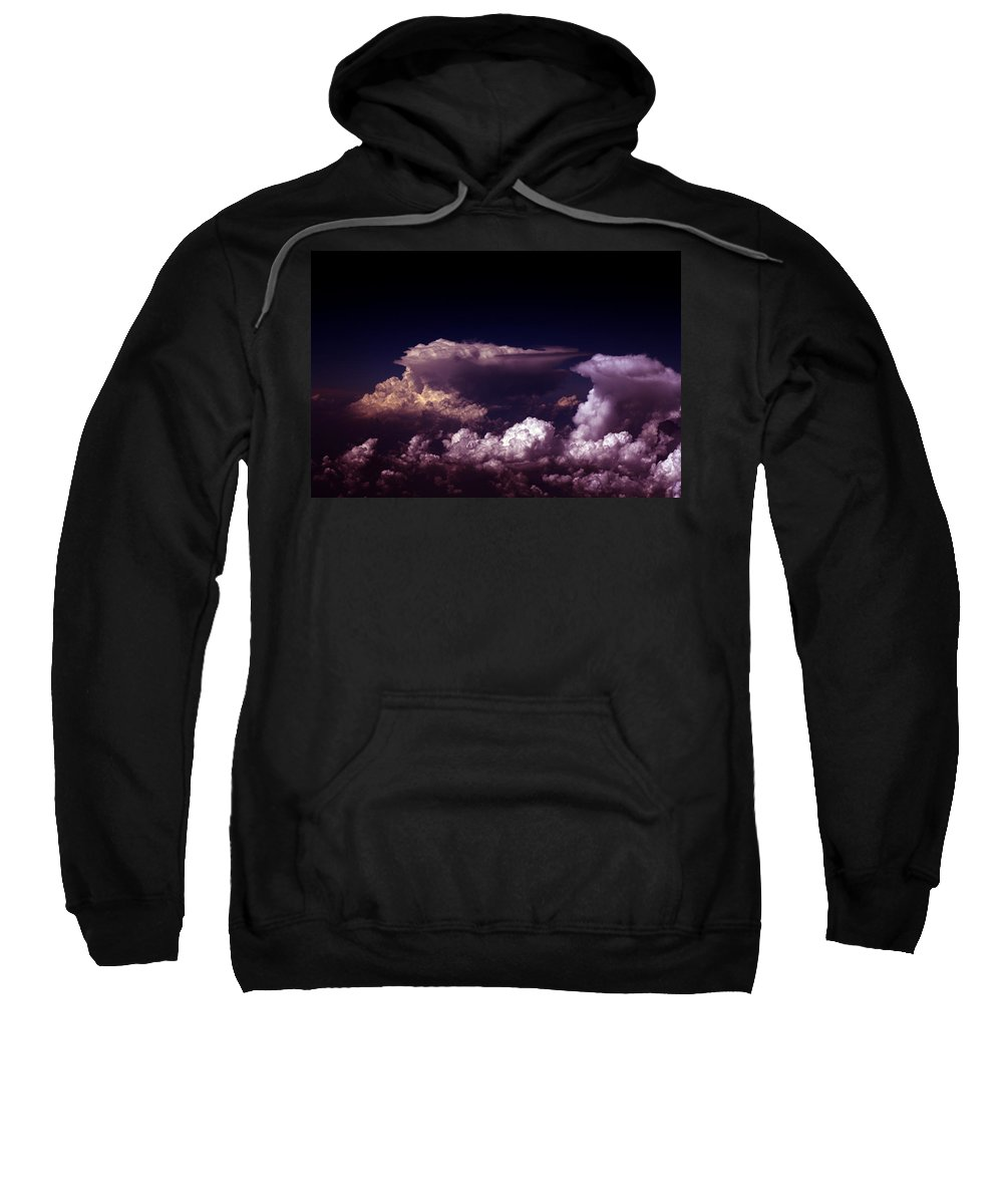 Cloud Photos Sweatshirt featuring the photograph Cb5.844 by Strato ThreeSIXTYFive