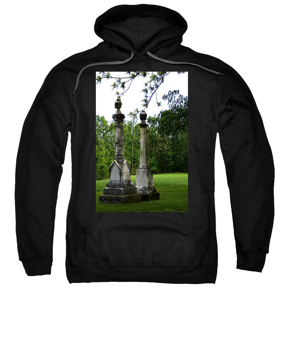 Landscape Sweatshirt featuring the photograph Chess Game by Rachel Christine Nowicki