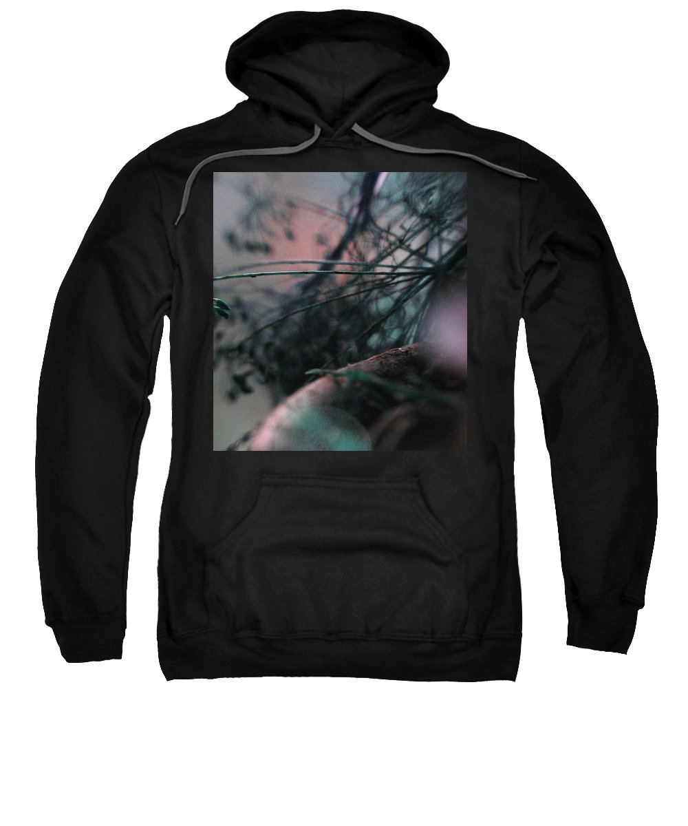 Flowers Sweatshirt featuring the photograph Cool Fusion... by Arthur Miller