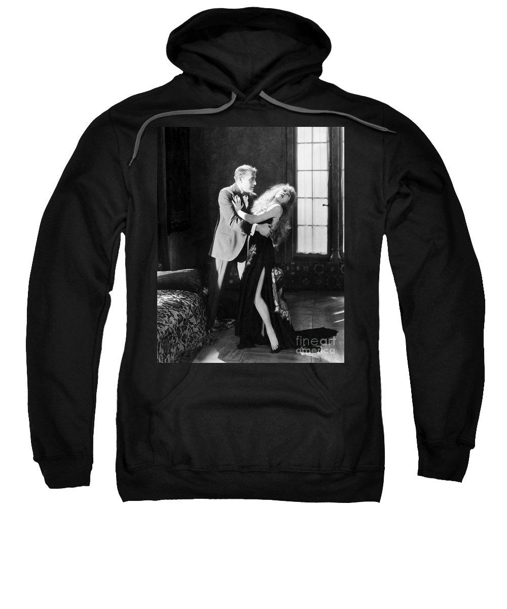 -damsel In Distress- Sweatshirt featuring the photograph Damsel In Distress by Granger