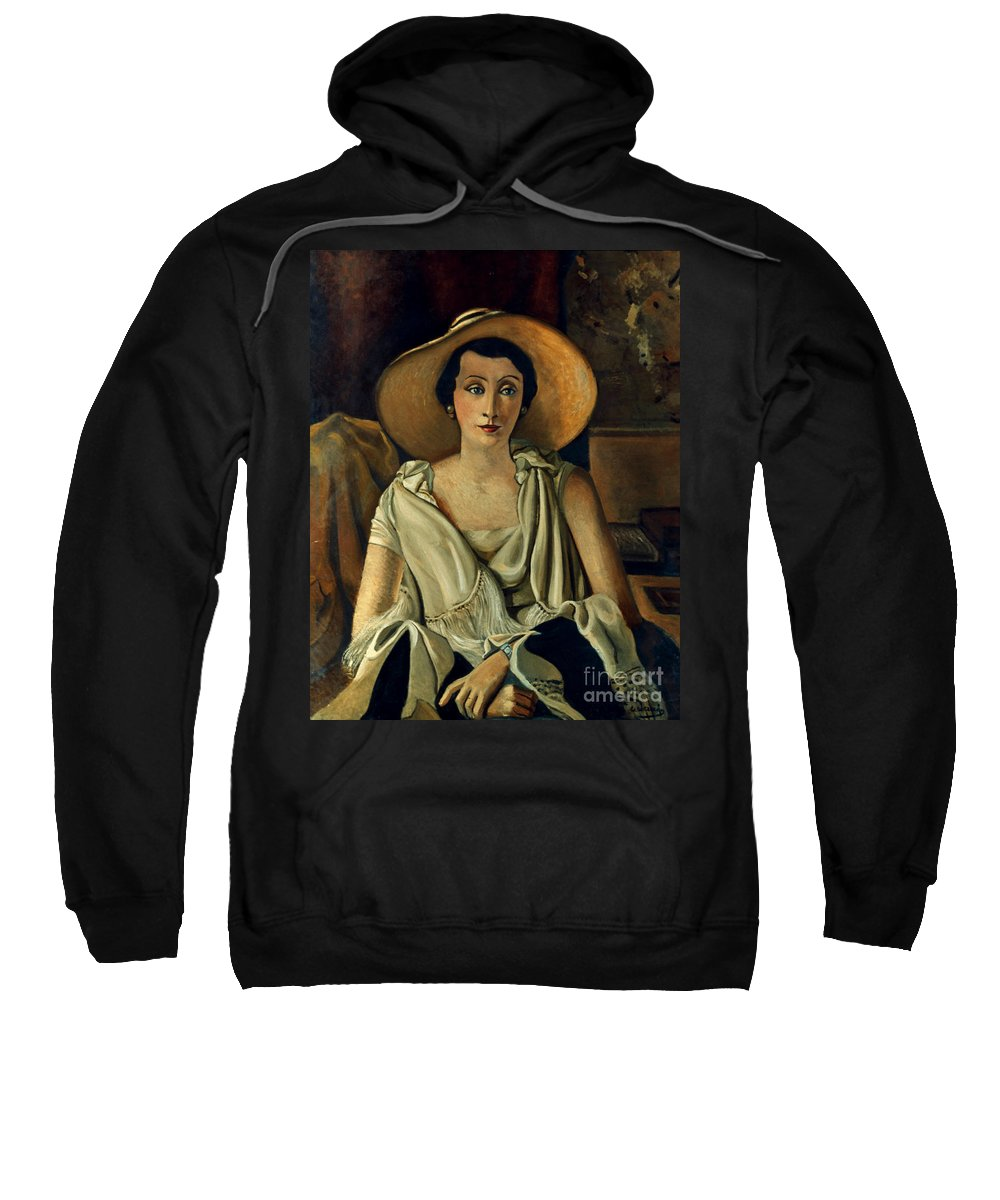 20th Century Sweatshirt featuring the photograph Derain: Guillaume, 20th C by Granger