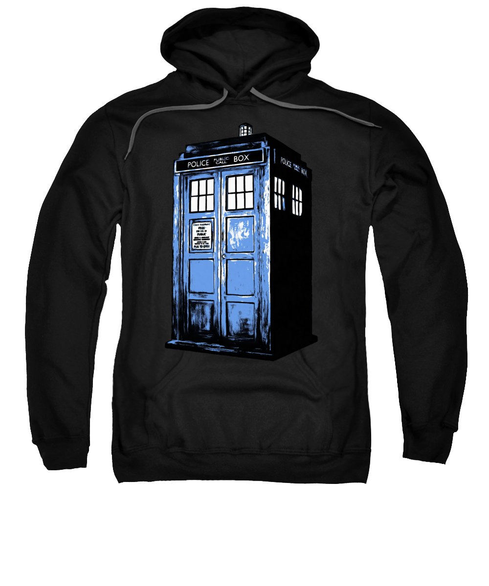 Time Traveler Hooded Sweatshirts T-Shirts
