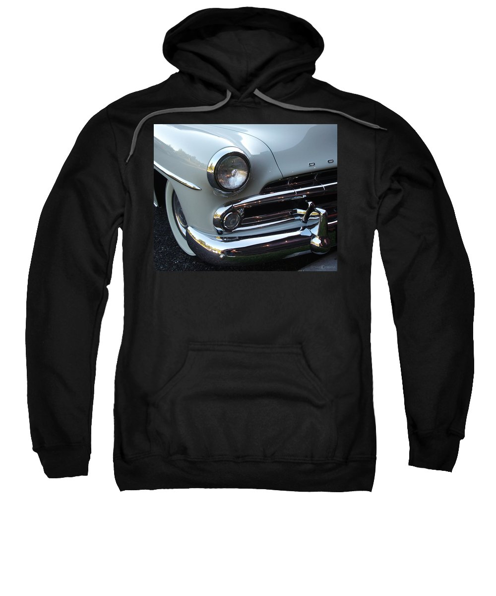 Dodge Sweatshirt featuring the photograph Dodge by Tim Nyberg