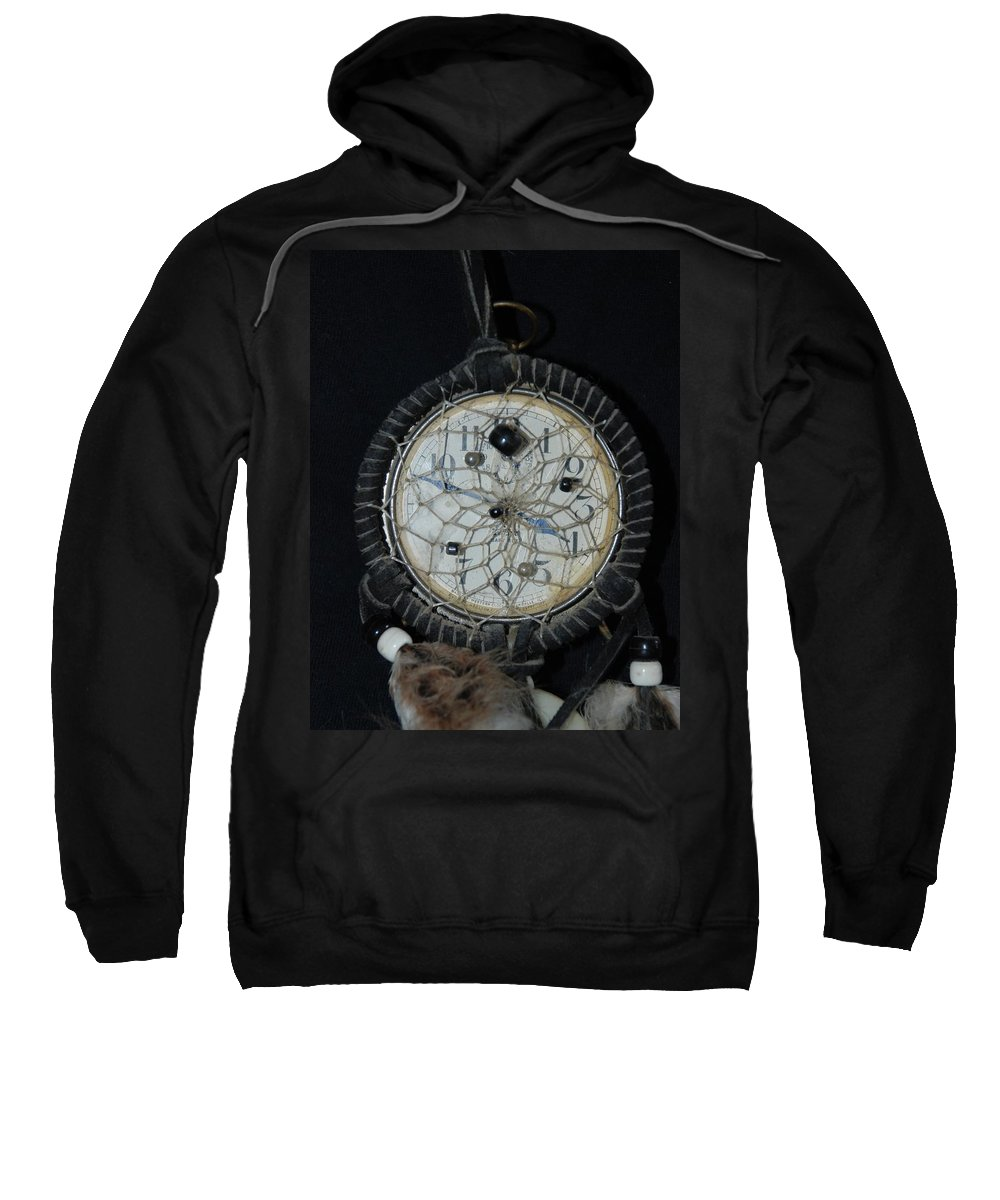 Dream Catcher Sweatshirt featuring the photograph Dream Catcher Time by Rob Hans