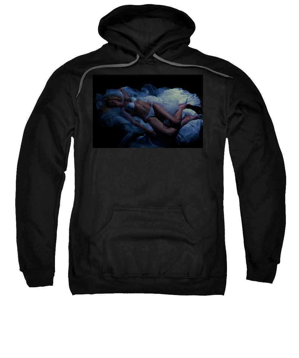 Cloud Sweatshirt featuring the photograph Dream Cloud by Scott Sawyer