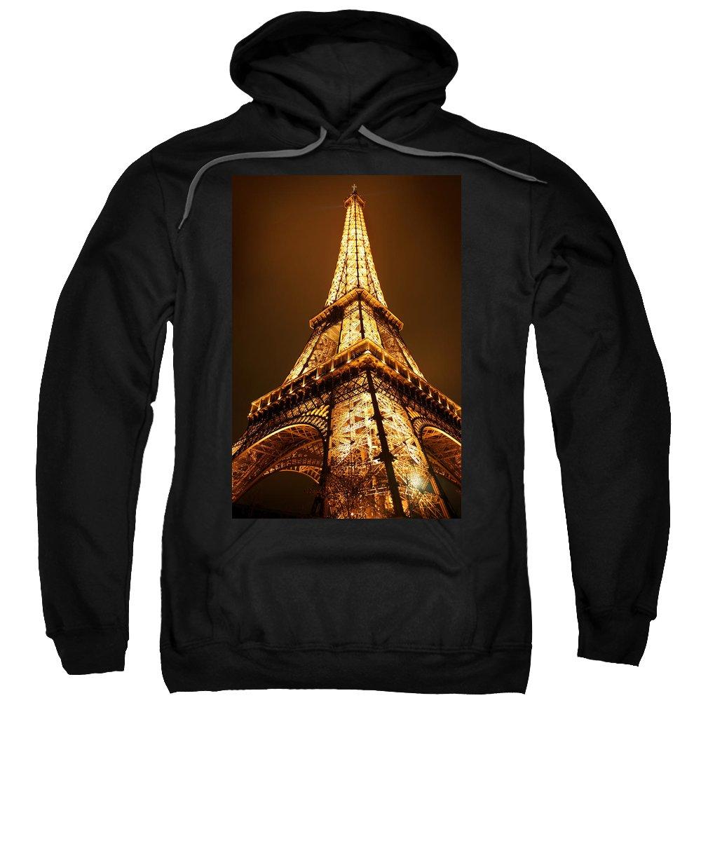 Eiffel Sweatshirt featuring the photograph Eiffel by Skip Hunt