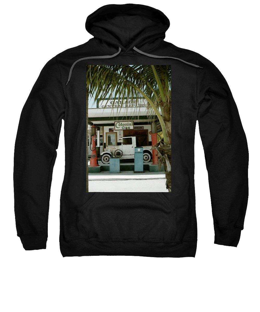 Everglade City Sweatshirt featuring the photograph Everglade City II by Flavia Westerwelle