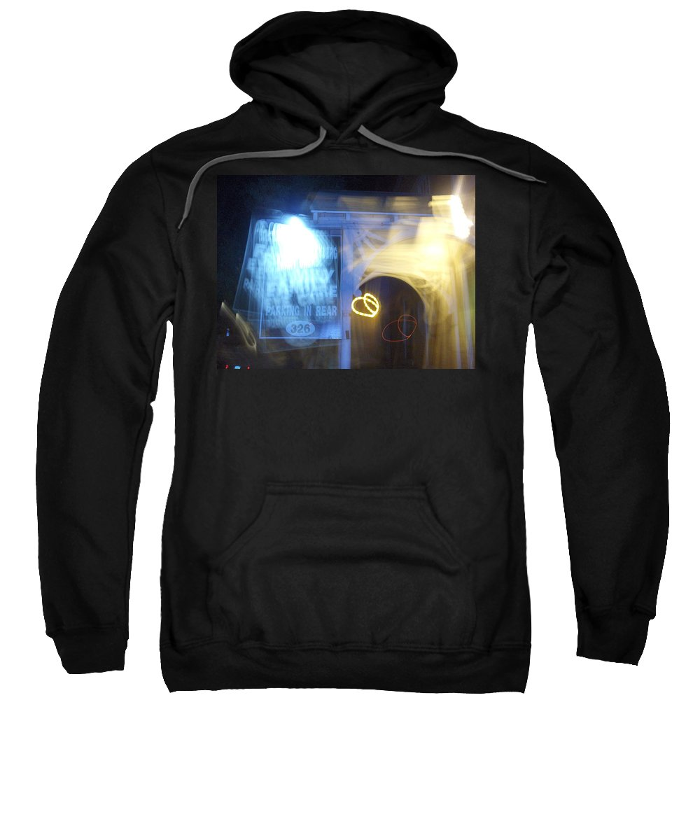Photograph Sweatshirt featuring the photograph Eye Doctor by Thomas Valentine