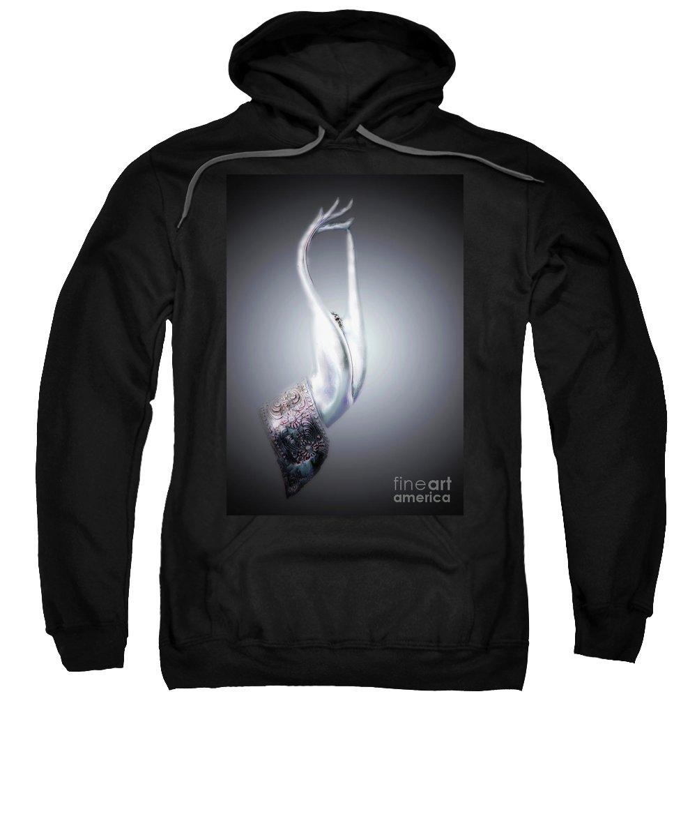 Faith Sweatshirt featuring the photograph Faith by Jacky Gerritsen