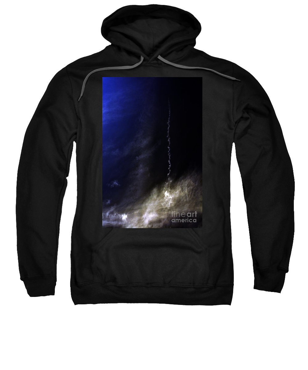 Clay Sweatshirt featuring the photograph Fallen by Clayton Bruster