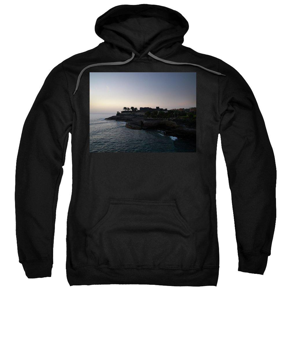 Fanabe Sweatshirt featuring the photograph Fanabe Evening 3 by Jouko Lehto