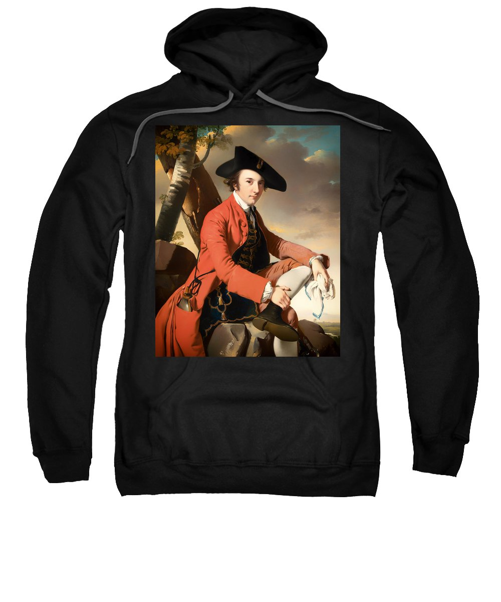 Painting Sweatshirt featuring the painting Fleetwood Hesketh by Mountain Dreams
