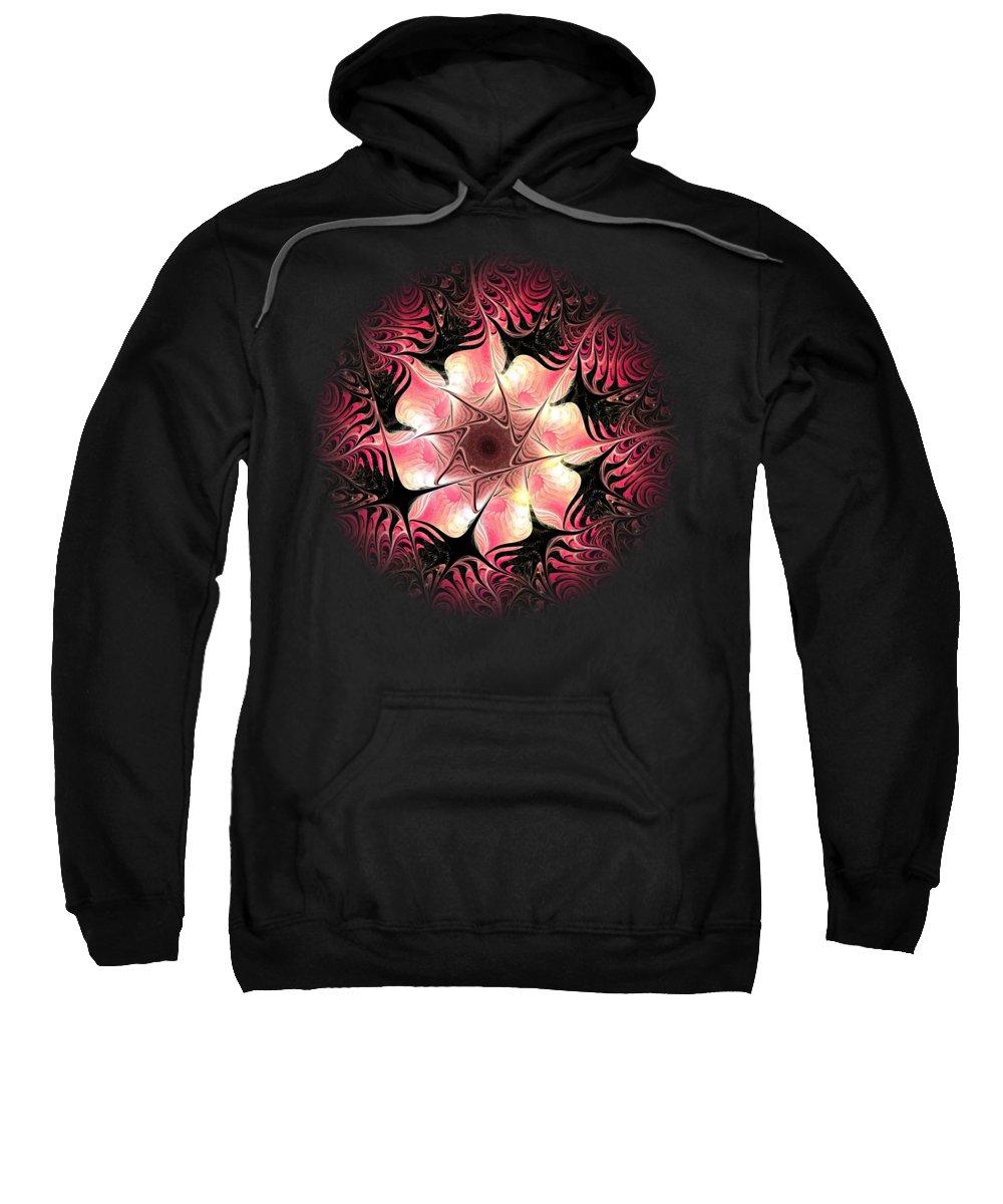 Raspberry Hooded Sweatshirts T-Shirts
