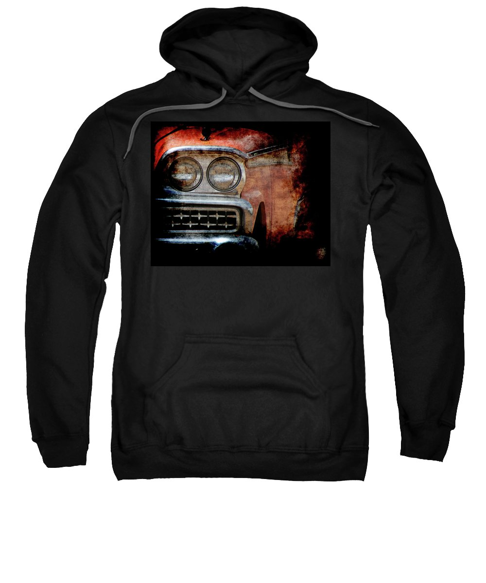 Fords Sweatshirt featuring the photograph Ford by Ernie Echols
