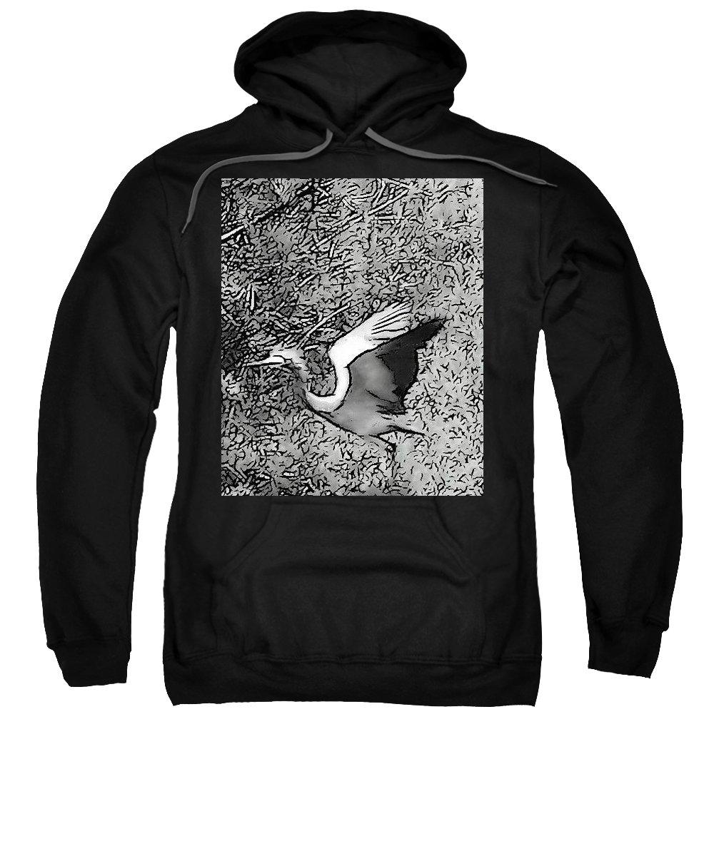 Freedom Sweatshirt featuring the photograph Freedom by Sarina Damen