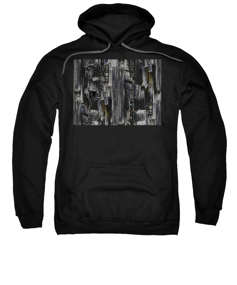 Seattle Sweatshirt featuring the photograph Freeway Park 2 by Tim Allen