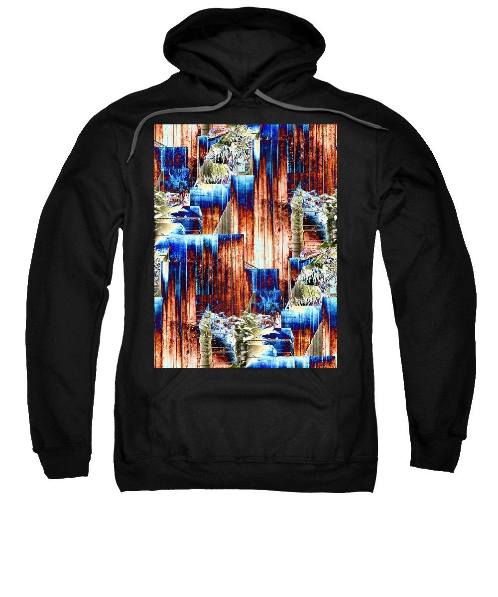 Seattle Sweatshirt featuring the photograph Freeway Park 5 by Tim Allen