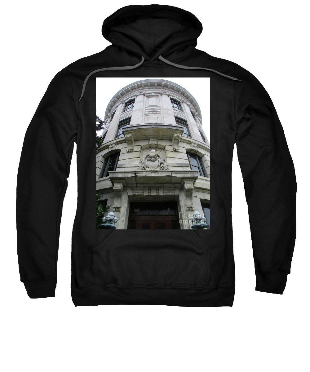 French Quarter Sweatshirt featuring the photograph French Quarter 4 by Randall Weidner