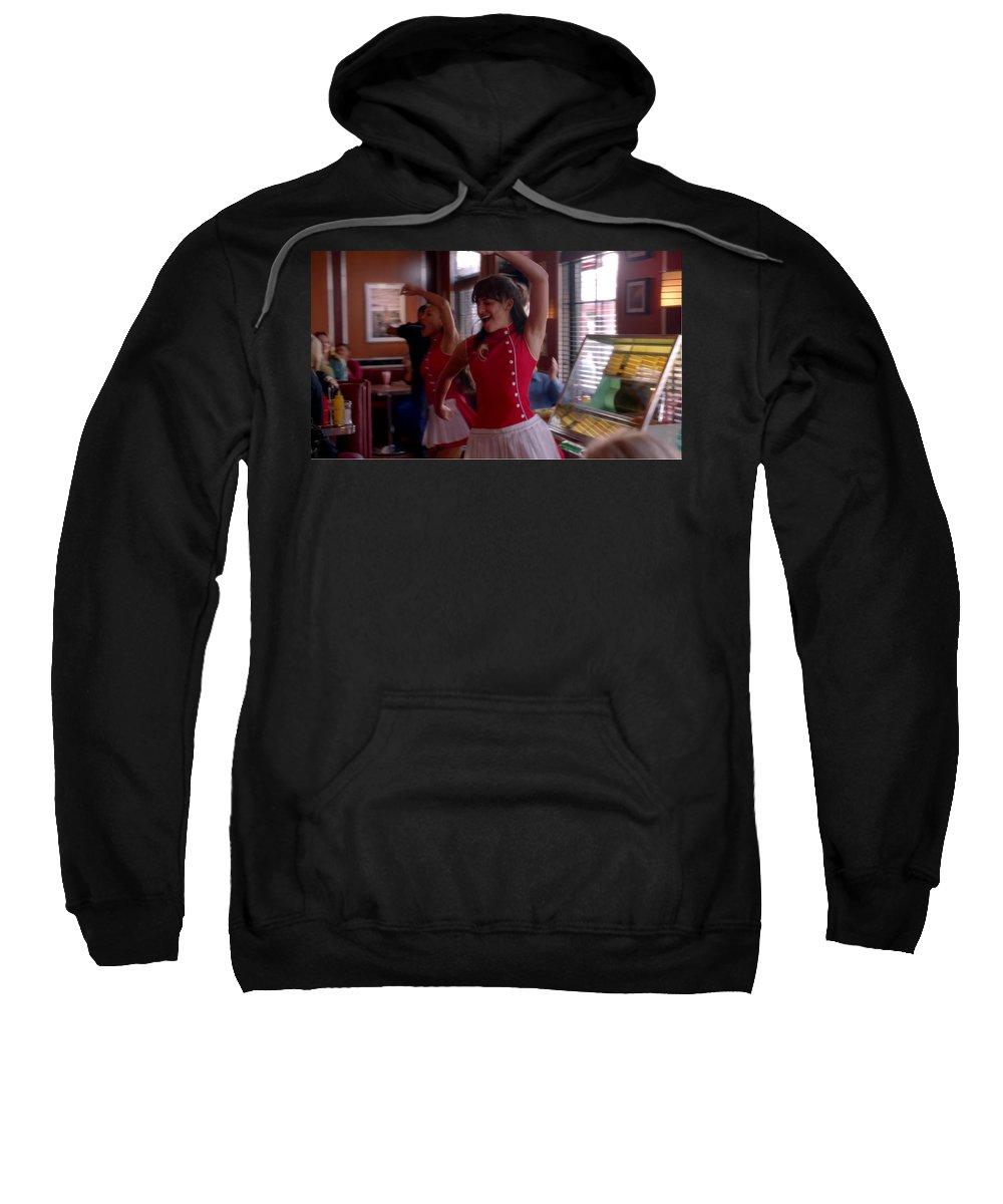 Glee Sweatshirt featuring the digital art Glee by Bert Mailer