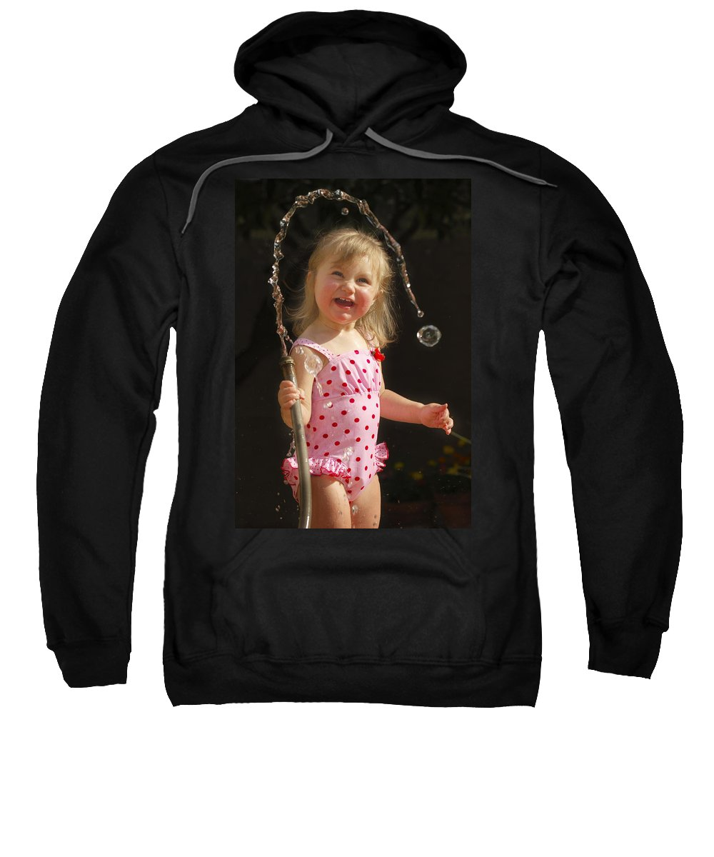 Happy Contest Sweatshirt featuring the photograph Happy Contest 2 by Jill Reger