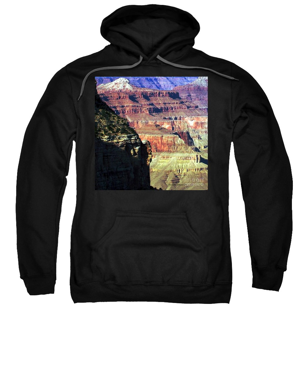 Photograph Sweatshirt featuring the photograph Heritage by Shelley Jones