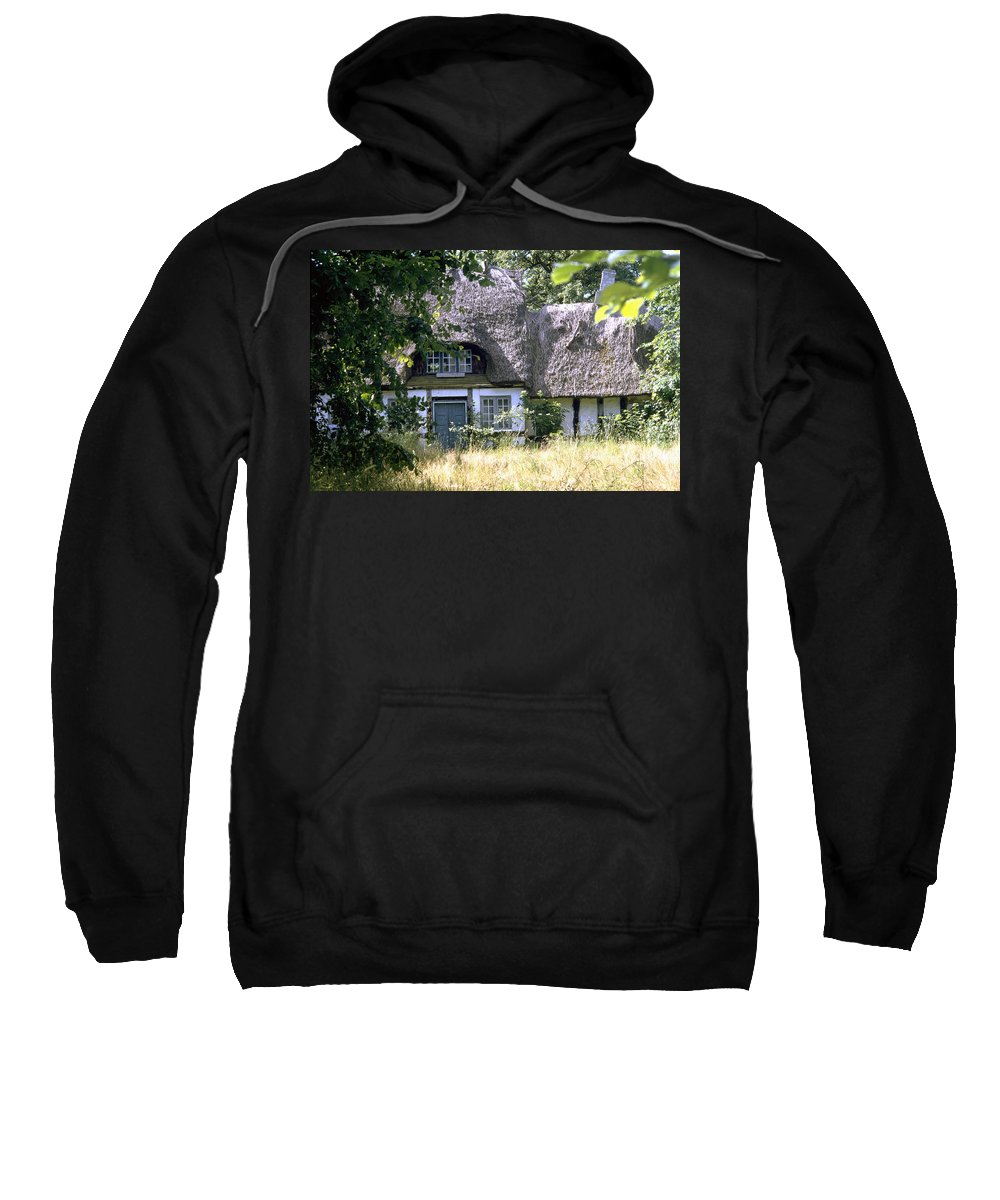 Denmark Sweatshirt featuring the photograph Hidden Beauty by Flavia Westerwelle