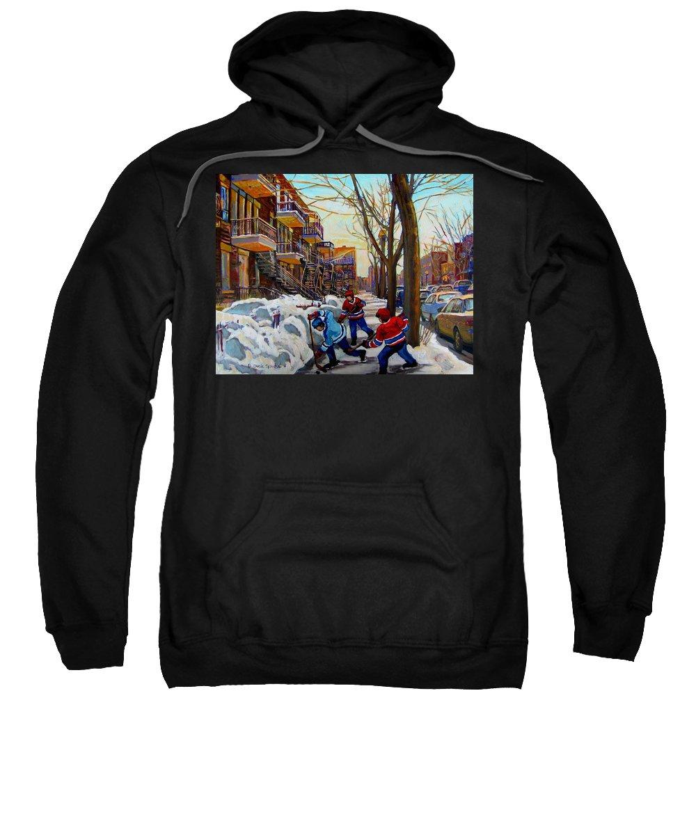 Land Mark Paintings Hooded Sweatshirts T-Shirts