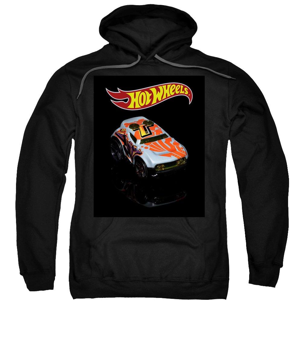 Art Sweatshirt featuring the photograph Hot Wheels Rocket Box by James Sage