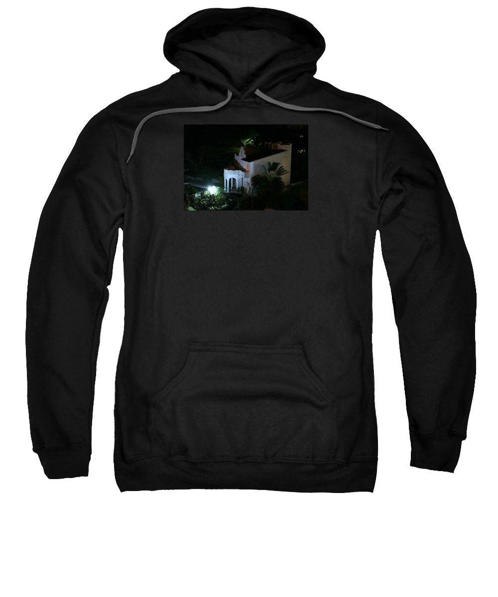 Photography Sweatshirt featuring the photograph Illumination by J R Seymour