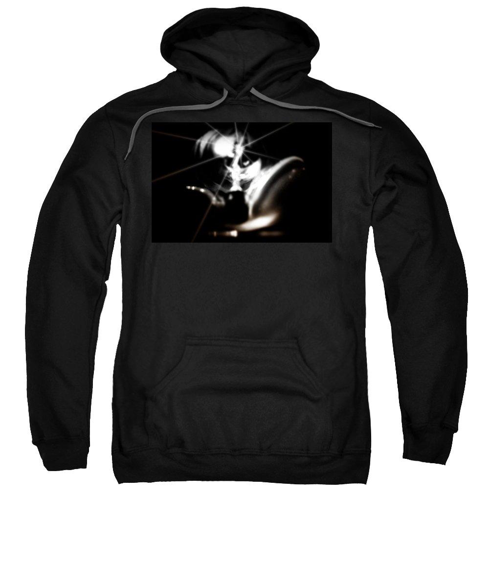 Abstract Sweatshirt featuring the photograph Imagination by Scott Wyatt