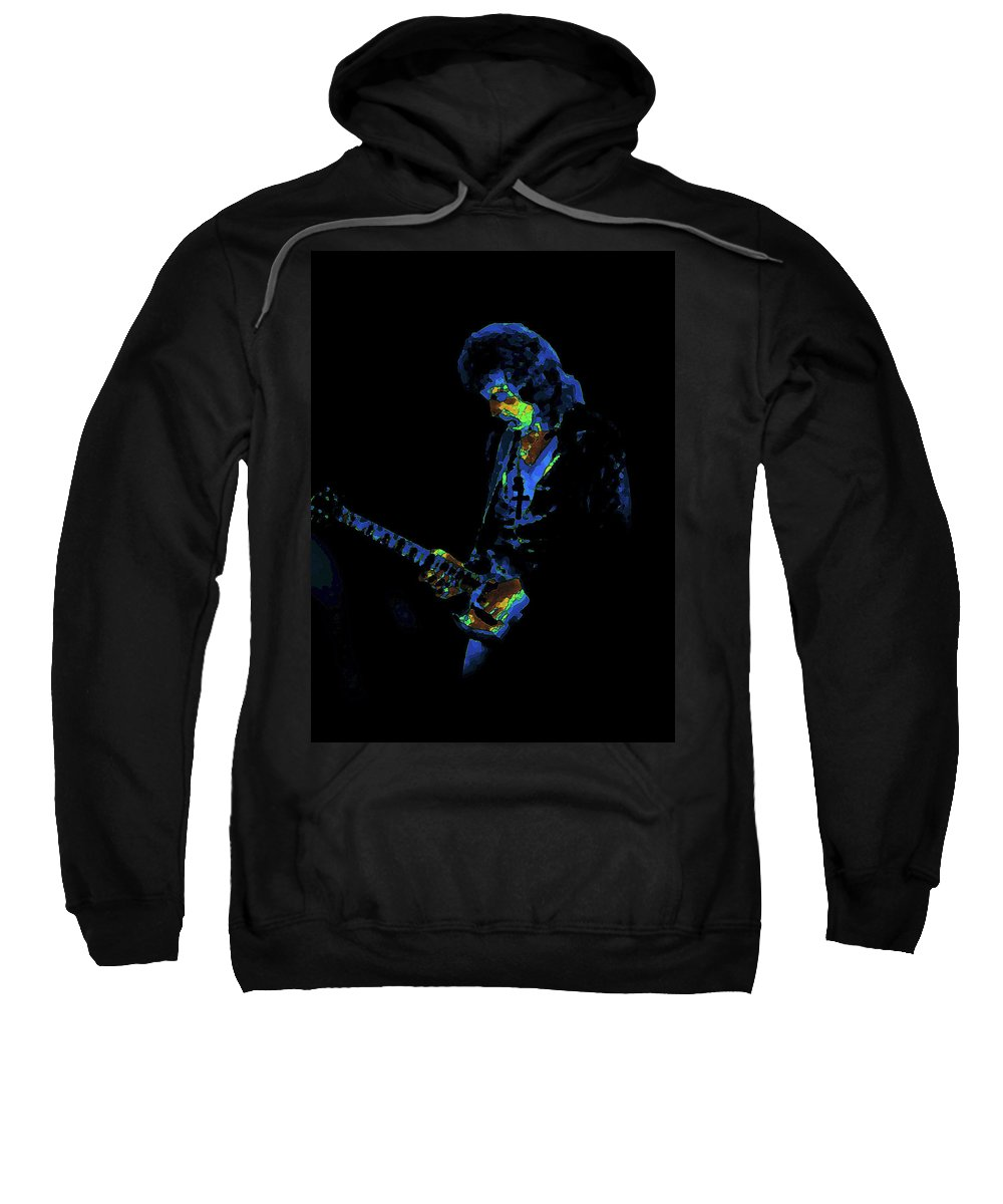 Black Sabbath Sweatshirt featuring the photograph Into The Cosmic Void by Ben Upham