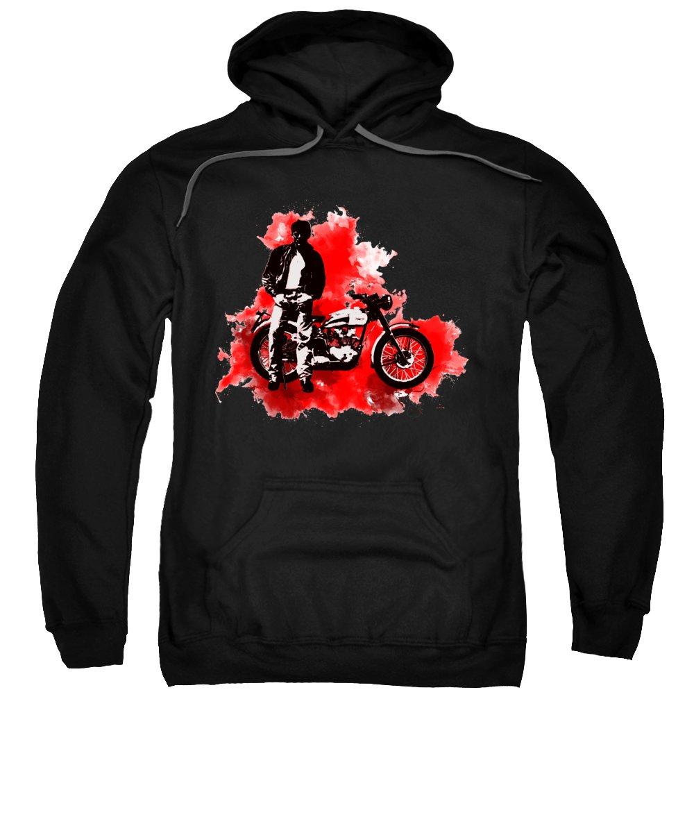 James Dean Hooded Sweatshirts T-Shirts