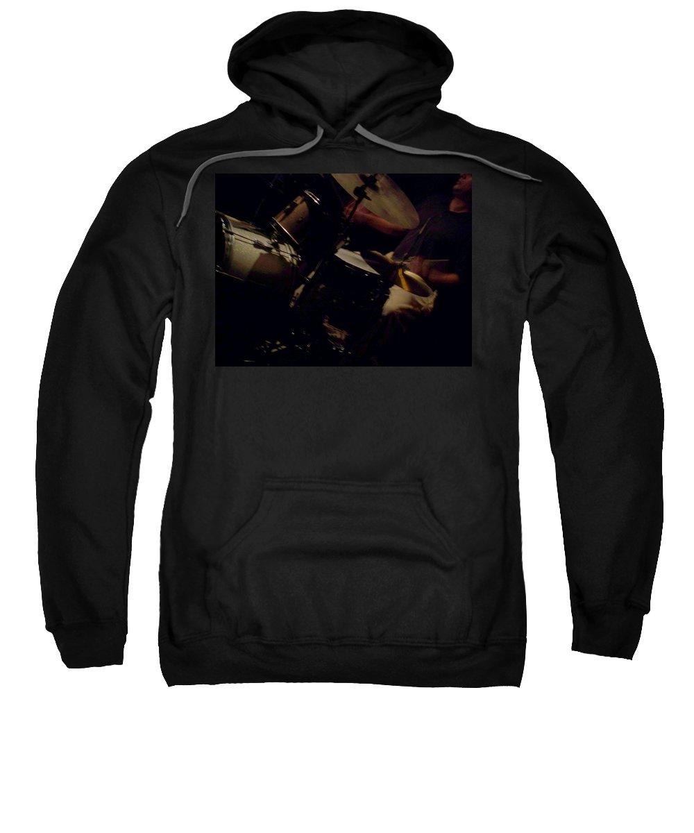 Jazz Sweatshirt featuring the photograph Jazz Estate 13 by Anita Burgermeister