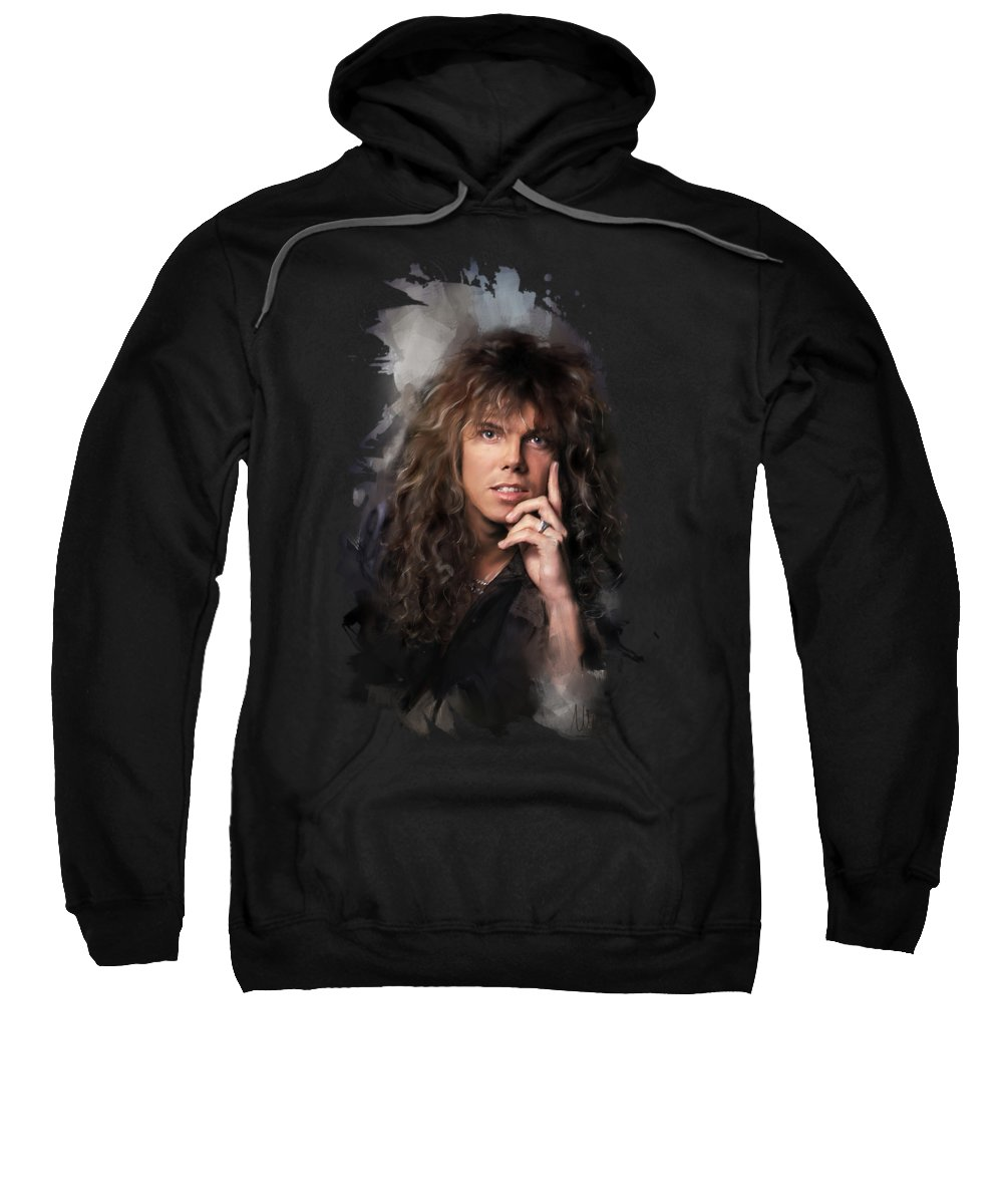 Glam Metal Hooded Sweatshirts T-Shirts